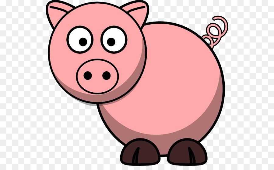 900x560 Domestic Pig Free Content Clip Art
