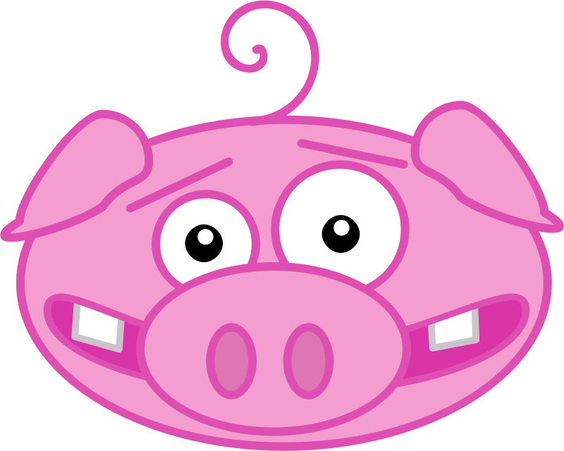 800x640 Download Pig Clip Art ~ Free Cute Clipart Of Baby Pigs Amp More!