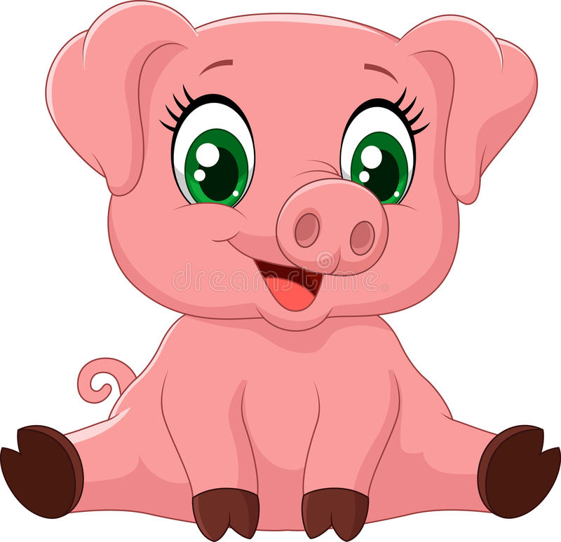 800x774 Animated Pig