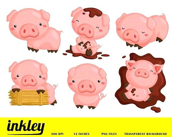 570x455 Cute Pig Clip Art Pigs Pigs Clip Art Pigs Cute Pig Happy Pig Pig