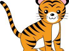 220x165 Baby Tiger Clip Art Cute Ba Tiger Clipart Clipart Panda Free