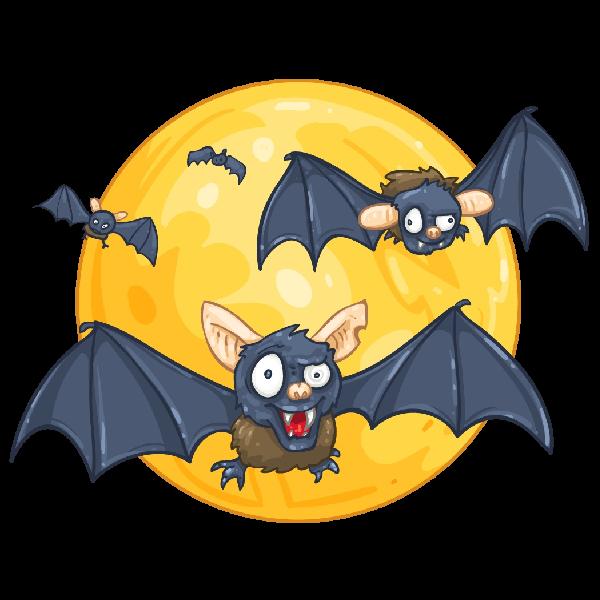 600x600 Cute Bat Clipart