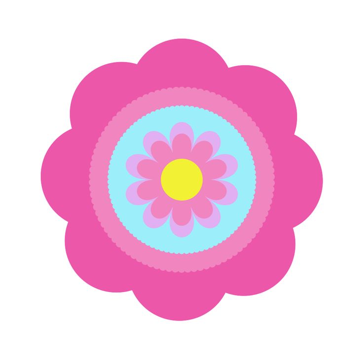 736x736 Cute Flower Clipart Amp Look At Cute Flower Clip Art Images