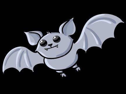 432x323 Cute Halloween Clip Art Free Cute Bat Clip Art Clipped Two