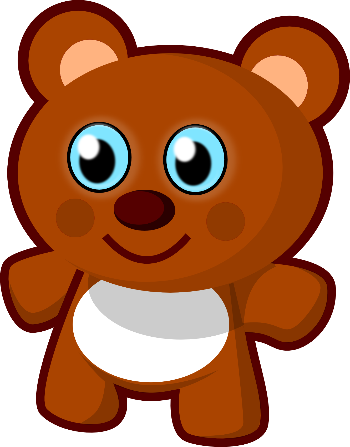 1331x1697 Clip Art Cute Bear Teddy Bear Pictures Teddy Bear
