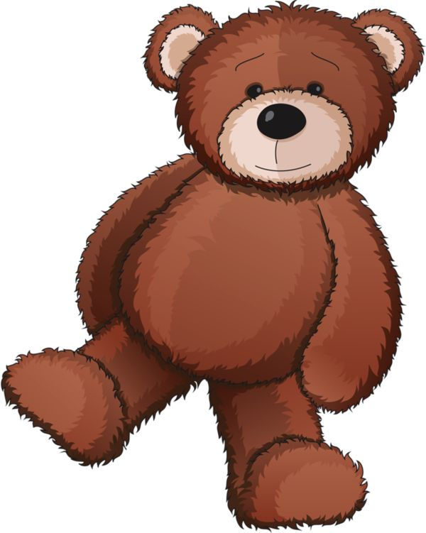600x751 Teddy Bear Cartoon Cartoon Teddy Bear Free Download Clip Art Free