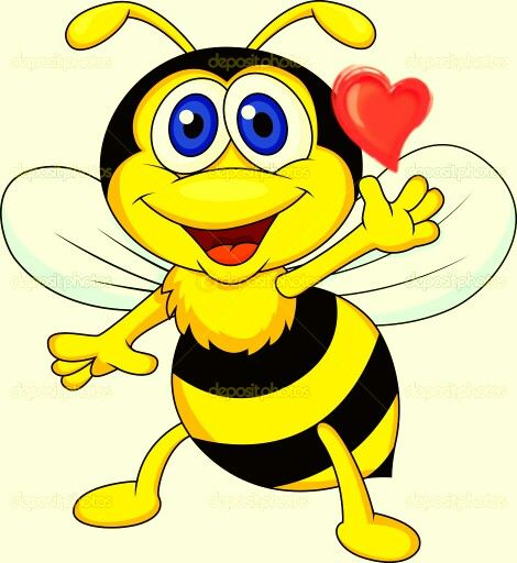 470x512 222 Best Cute Bugs Clipart Images On Bees, Butterflies