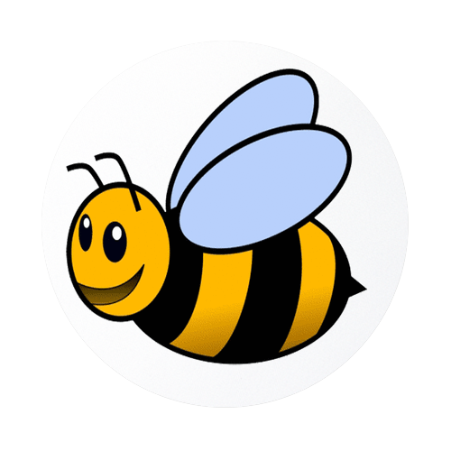 500x500 Image Of Bumble Bee Clipart