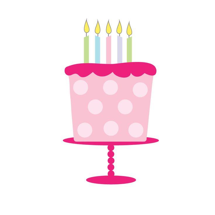 736x736 Birthday Cake Clip Art Clipart Panda
