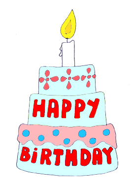 270x382 Birthday Clip Art and Free Birthday graphics