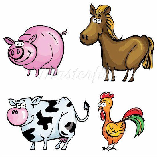 550x550 Cute Farm Animals Clip Art Cute Farm Animals Clip Art Httpwww