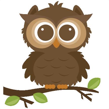 432x432 Forrest Owl Svg Cut File For Scrapbooking Forrest Animals Svg