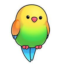 220x220 Tropical Bird