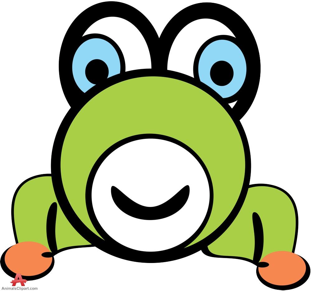 999x935 Frog Clip Art Images Black