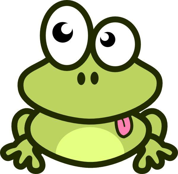 600x588 67 Free Frog Clip Art
