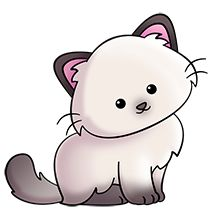 cute cat clipart at getdrawings com free for personal use cute cat rh getdrawings com cute cat face clipart cute cat clipart free
