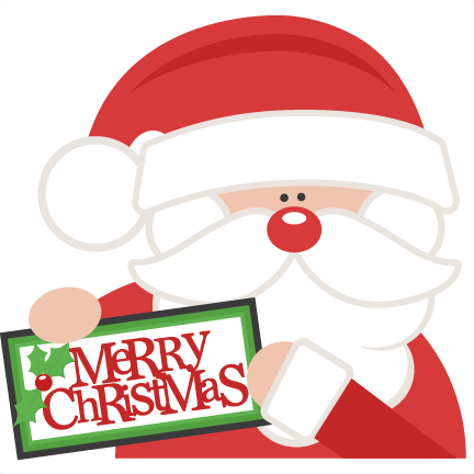 432x432 cute merry christmas clipart merry christmas and happy new year 2018