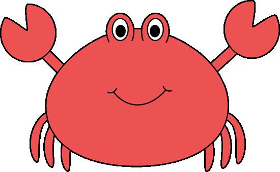 550x339 Cute Sea Crab Clip Art Image Clipart Panda