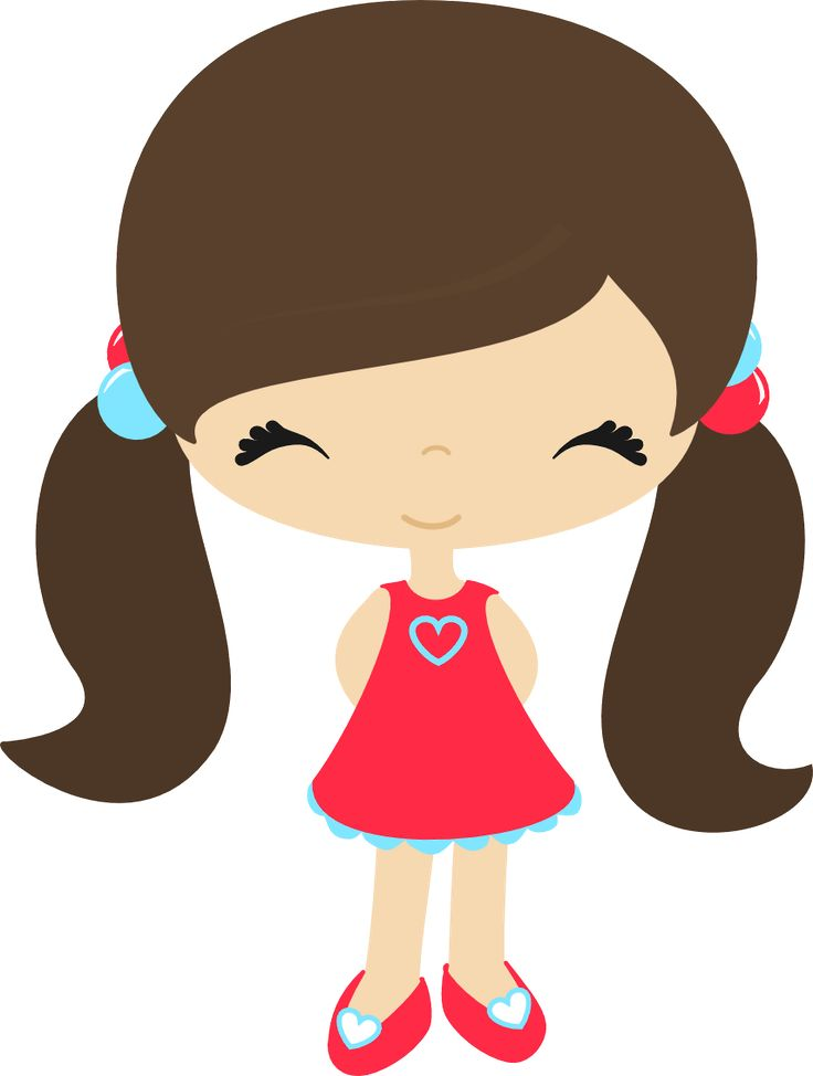 Cute Clipart For Girls