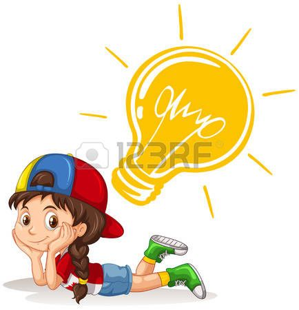434x450 Cute Girl Clipart De Archivo, Vectores, Cute Girl Clipart