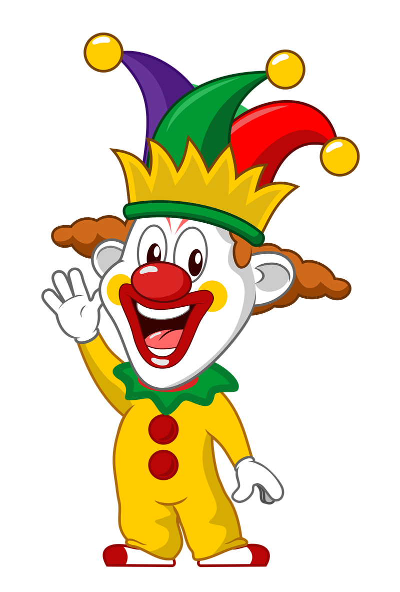 800x1183 Collection Of Cute Clown Clipart High Quality, Free Cliparts