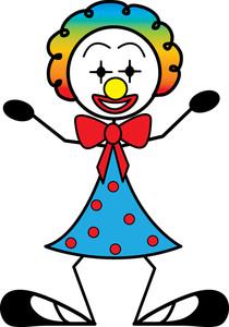 210x300 Free Female Clown Clipart Image 0515 1103 1404 2551 Best