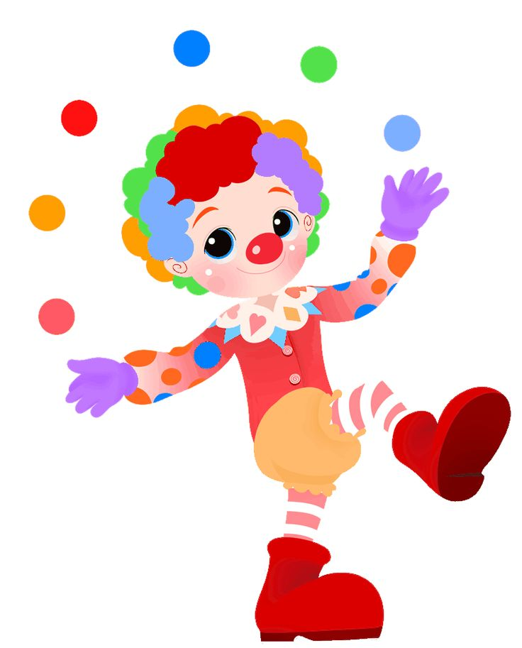 736x913 45 Best Images On Clowns, Birthday Clipart