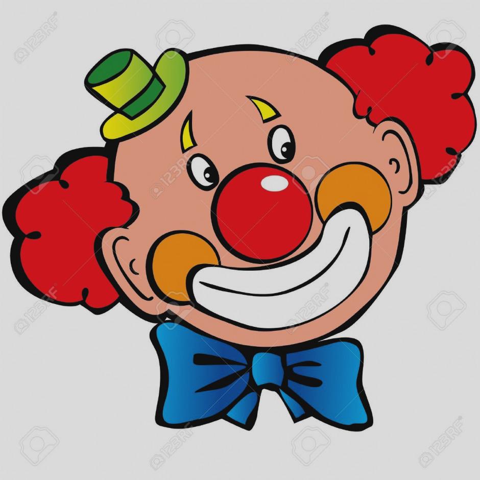 940x940 Amazing Clown Clip Art Cute Colorful Clipart Free