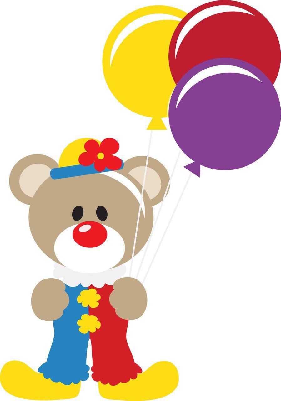 899x1280 Clown Teddy Bear Clip Art Clip Art