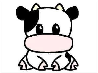 400x300 10 Best Animated Cows Images On Animated Cow, Cows And Cow