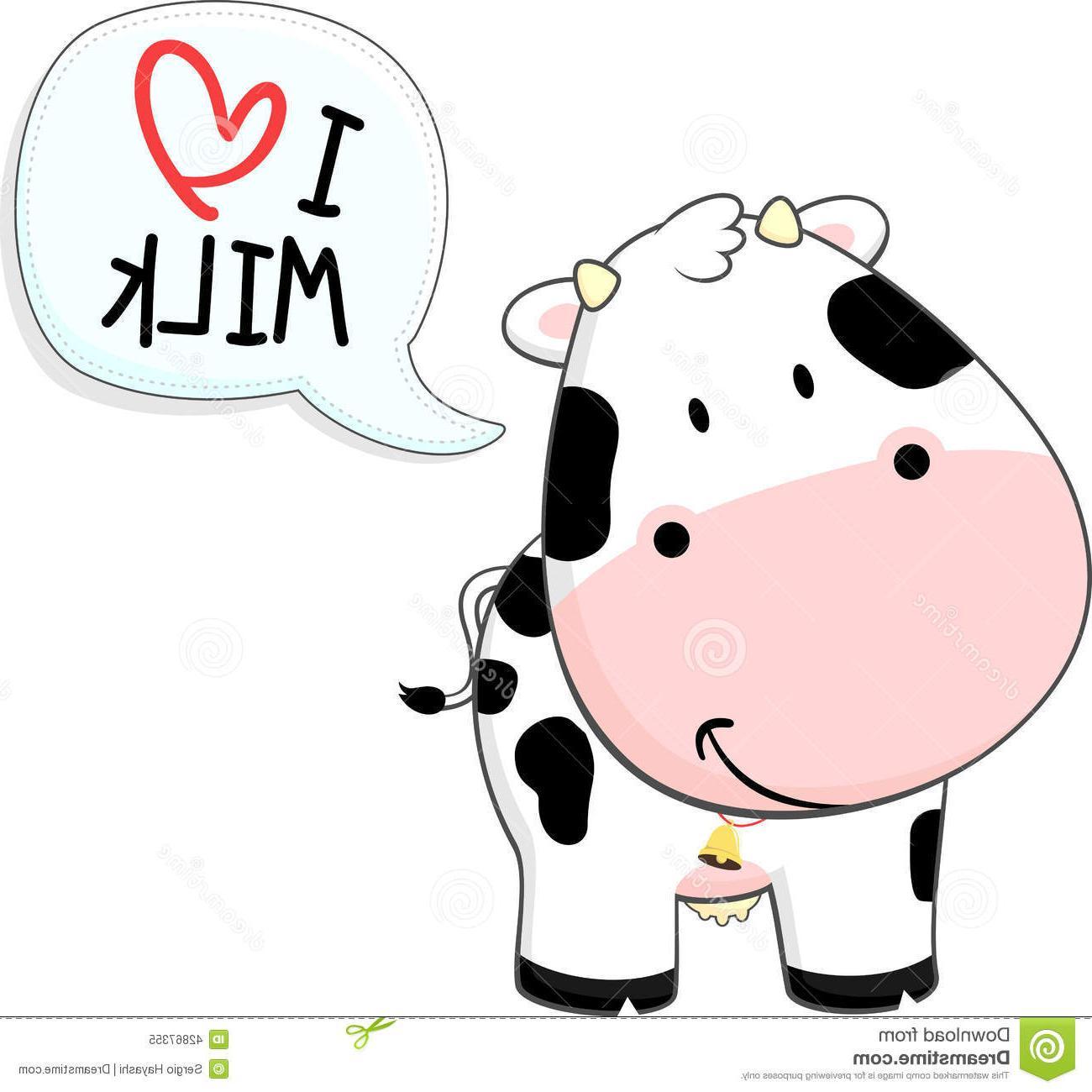 1300x1300 Cow Clipart Vector Cute Simple Outline