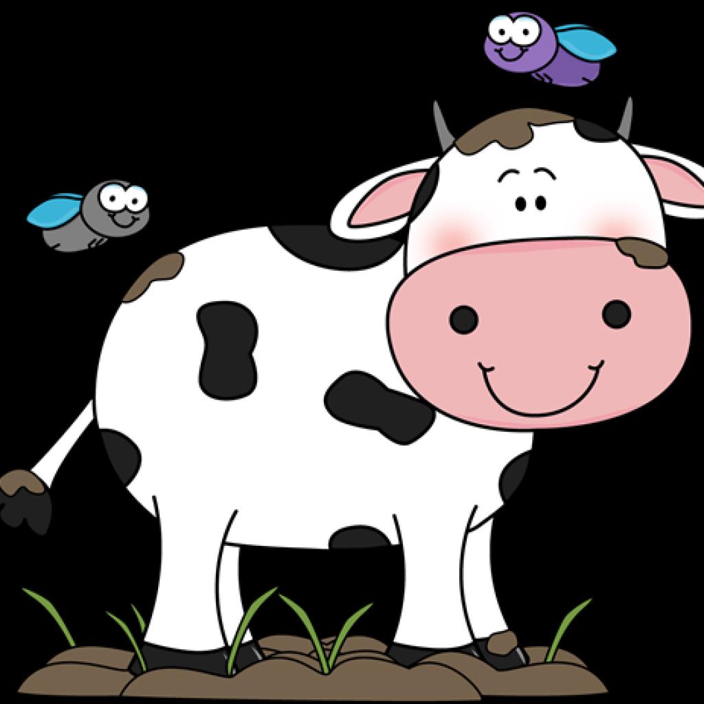 1024x1024 Cute Cow Clipart Easter Clipart