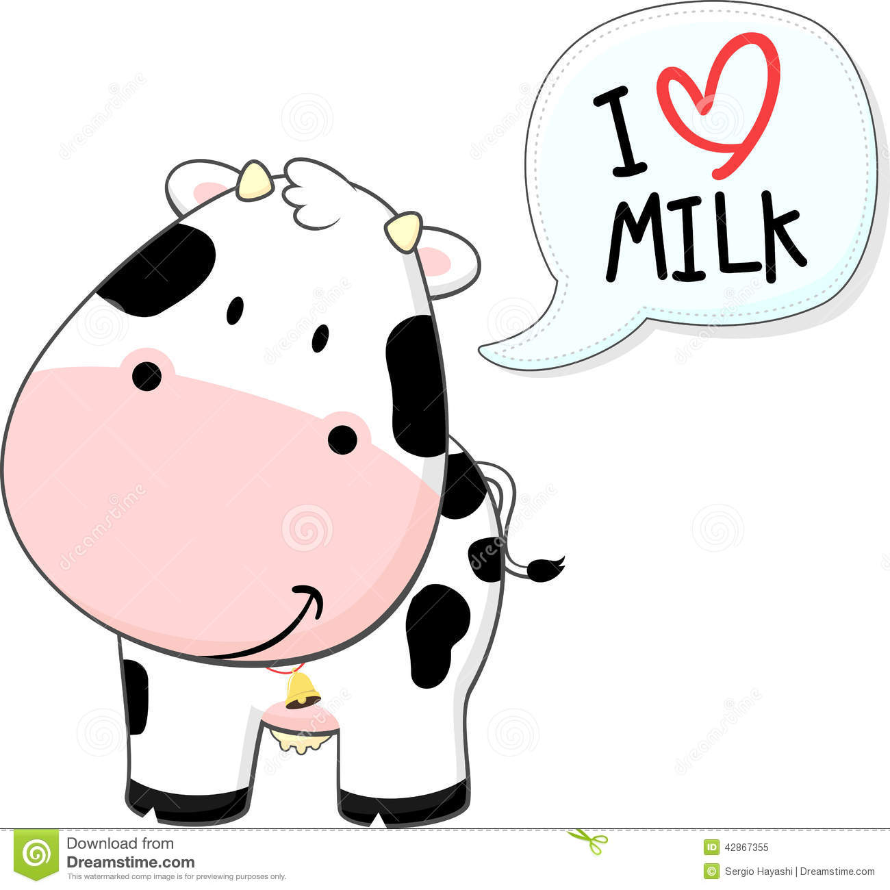 1300x1300 Baby Cow Cartoon
