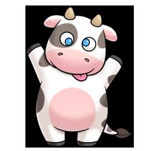 220x220 Cow Clip Art Clip Art