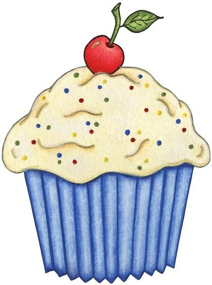 Cute Cupcake Clipart
