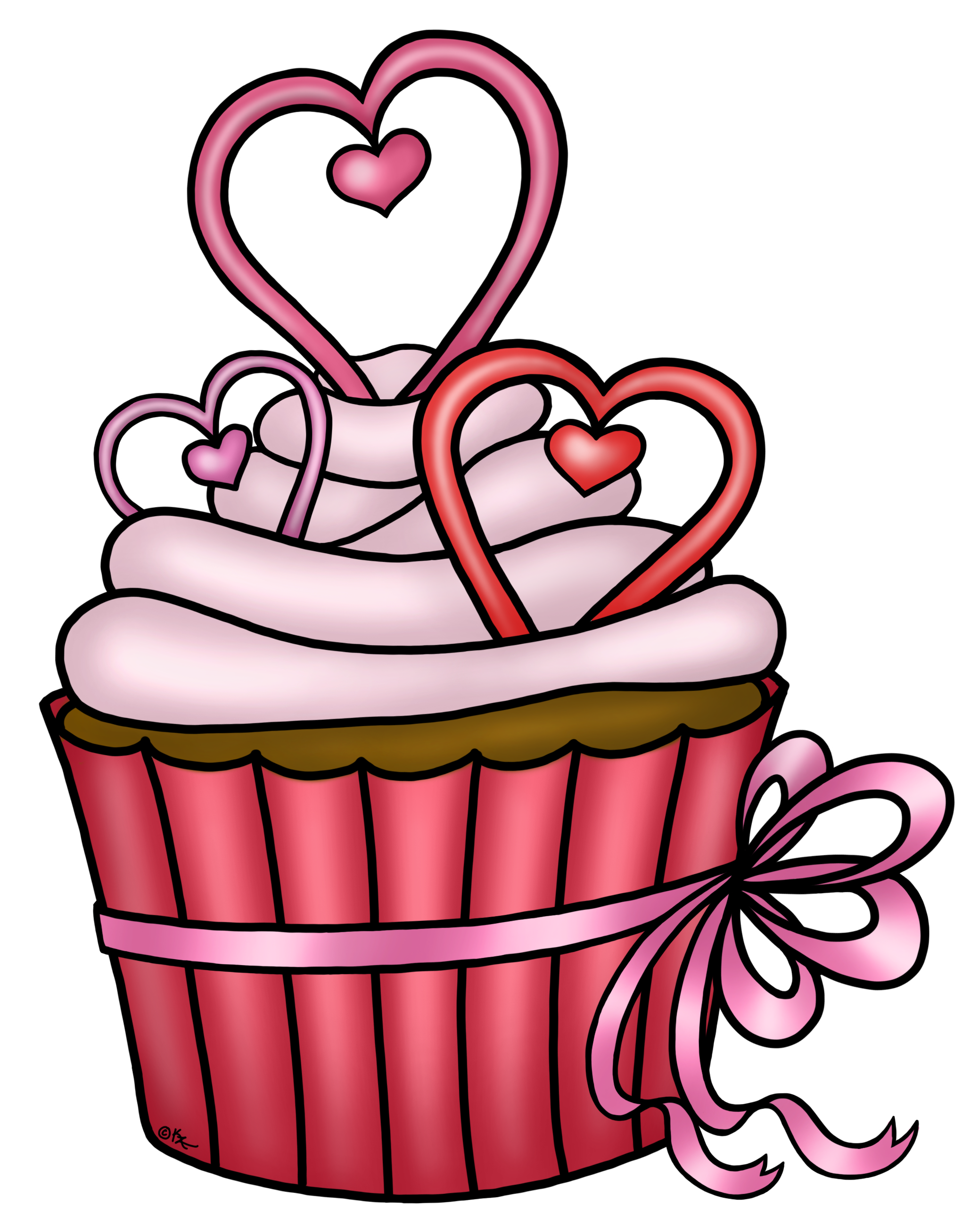 2077x2614 Cupcake Png ) 1 ( Food And Drink )