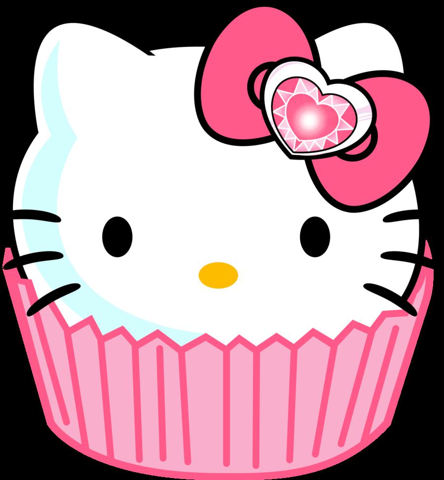 900x973 Cupcake Kitty!!! Soooo Cute 4u