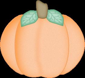 281x259 Cute Pumpkin Clip Art Clipart Panda