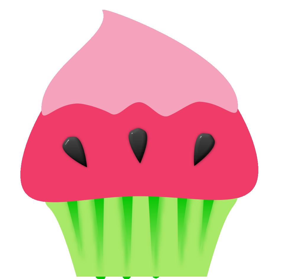 971x942 Cute Cupcake Clip Art Clipart Panda