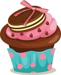 236x290 Free Cupcake Clip Art (Delightful Distractions) Clip Art, Free