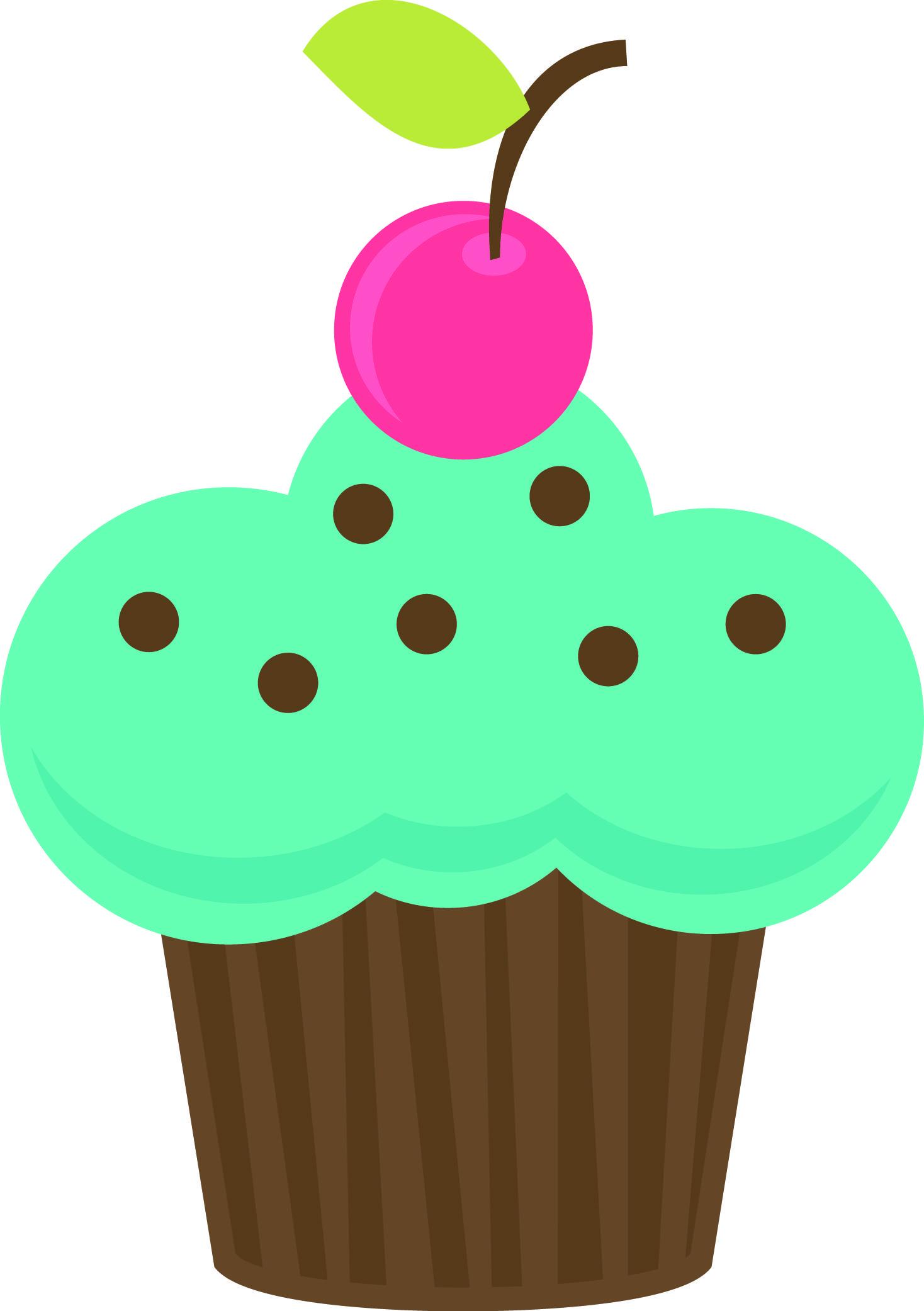 1468x2083 You'Re One Cute Cupcake! Scrapbook Food Clip Art