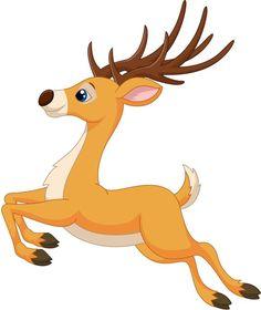 236x280 Cute Reindeer Clip Art Clipart
