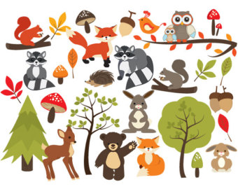 340x270 Forest Deer Clipart, Explore Pictures
