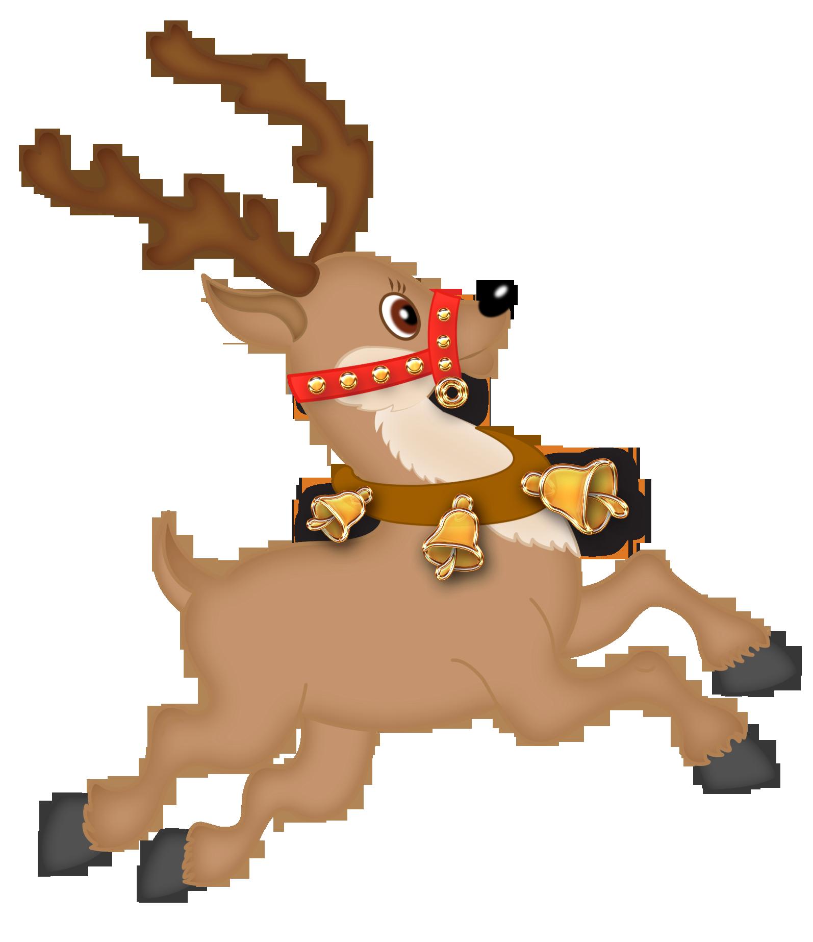 1594x1846 Free Reindeer Clipart