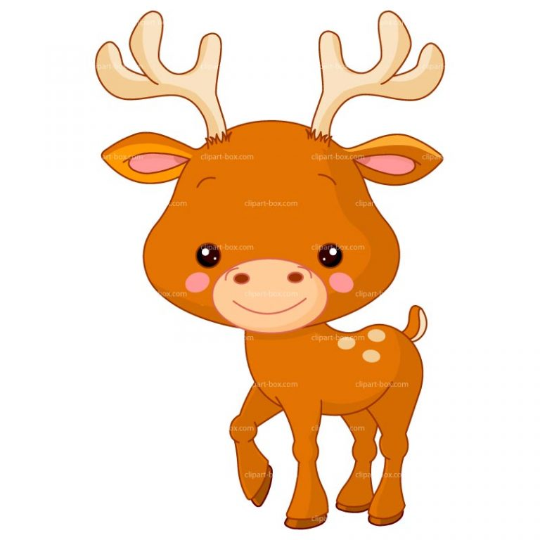 768x768 Baby Deer Clip Art Cute Ba Deer Clipart Clipart Panda Free Clipart