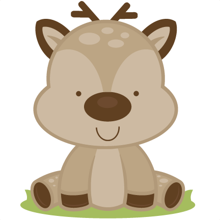 432x432 Nice Baby Deer Clipart Cute