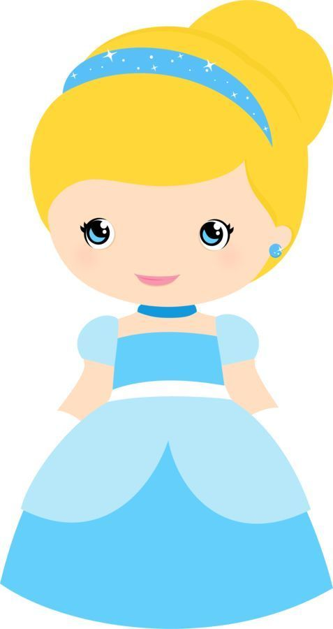477x900 Cinderella Princess So Cute Clip Art, Craft