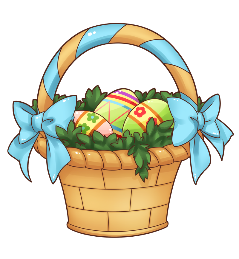 800x869 Luxury Ideas Easter Basket Clipart Empty Clip Art At Clker Com