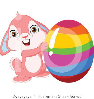 400x420 Best Easter Bunny Images Clip
