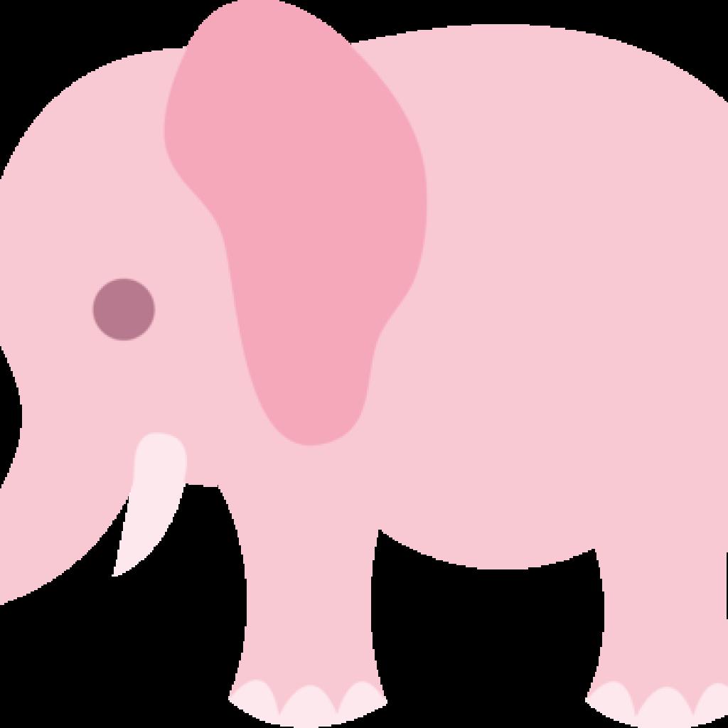 1024x1024 Cute Elephant Clipart Star Clipart